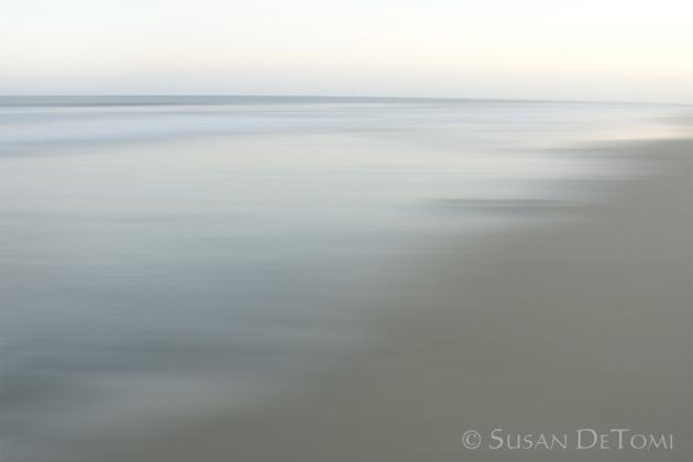 Kiawah Island waves in soft motion