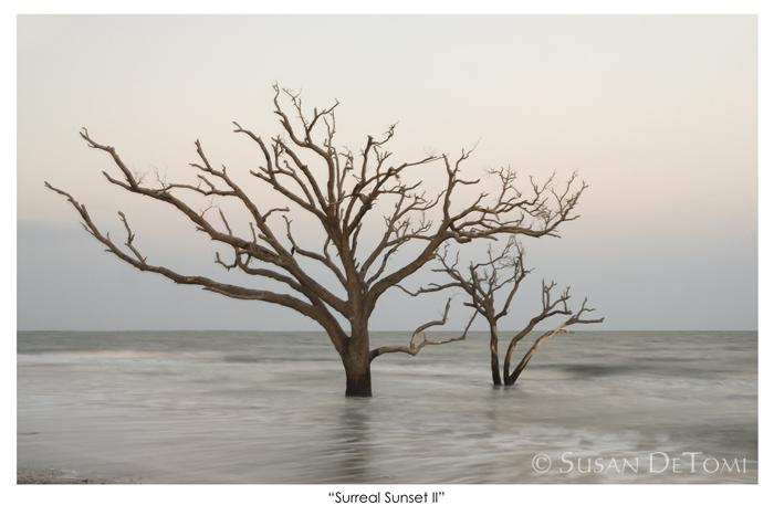 """Surreal Sunset II"""